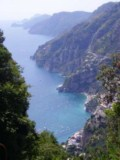 Amalfi Coast - Amalfi, Sorrento, Capri, Positano - Set in a most beautiful combination of sea and mountains